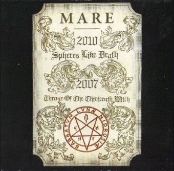 Mare - Spheres Like Death & Throne Of The Thirteenth Witch - Digipak CD