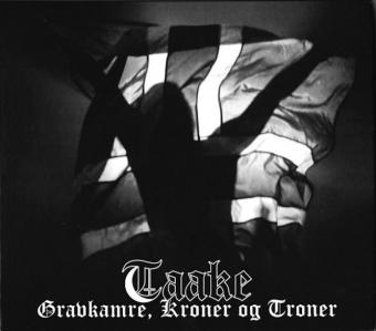 Taake - Gravkamre, kroner og troner - 2CD