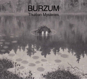 Burzum - Thulêan Mysteries - 2CD