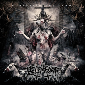 Belphegor - Conjuring the Dead - CD