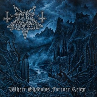 Dark Funeral - Where Shadows Forever Reign - CD