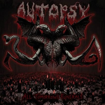 Autopsy - All Tomorrows Funerals - Hardcover Digibook CD