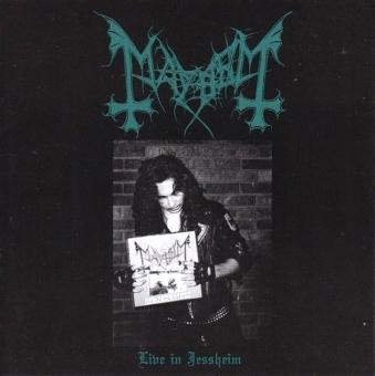 Mayhem - Live in Jessheim - CD