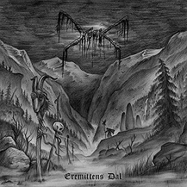 Mork - Eremittens dal - Digipak CD