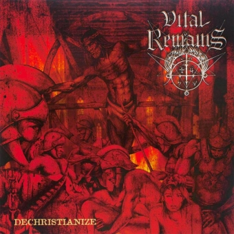 Vital Remains - Dechristianize - CD