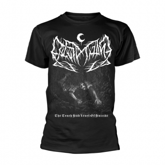Leviathan - The Tenth Sub Level Of Suicide - T-Shirt