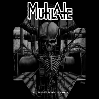 Mutilate - Rotting in Eternitys Hell - LP