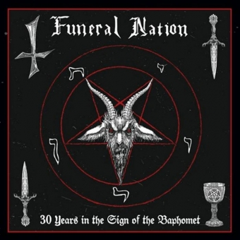 Funeral Nation - 30 Years in the Sign of the Baphomet - Gatefold DLP