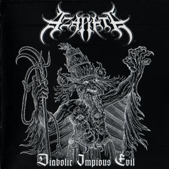 Azarath - Diabolic Impious Evil - CD