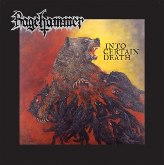 Ragehammer - Into Certain Death - LP