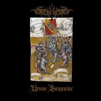 Szivilizs - Ursus Sanguine - Digipak CD