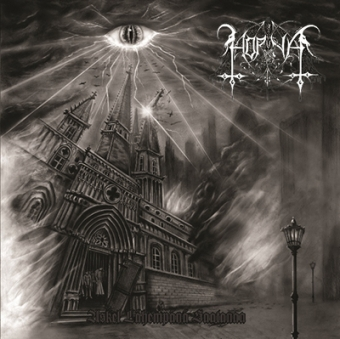 Horna - Askel Lähempänä Saatanaa - LP (Lim. 111 copies, red vinyl)