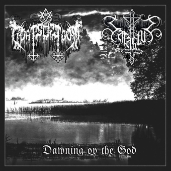Goats of Doom / Sarastus - Dawning ov the God - CD