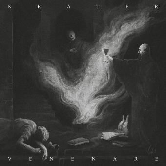 Krater - Venenare - Digipak CD