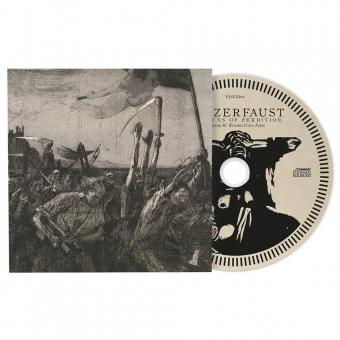 Panzerfaust - The Suns Of Perdition, Chapter II: Render Unto Eden - Digipak CD