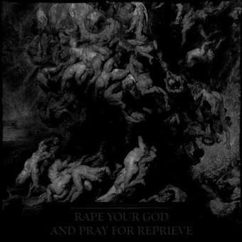 Odem - Rape Your God and Pray for Reprieve - CD