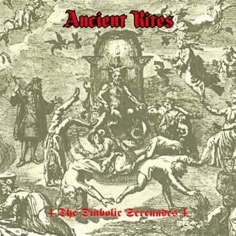 Ancient Rites - The Diabolic Serenades - Digipak CD