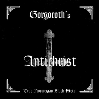 Gorgoroth - Antichrist - LP