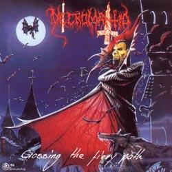 Necromantia - Crossing the Fiery Path - CD