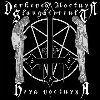 Darkened Nocturn Slaughtercult - Hora Nocturna - LP