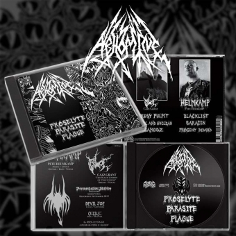 Abhomine - Proselyte Parasite Plague - CD