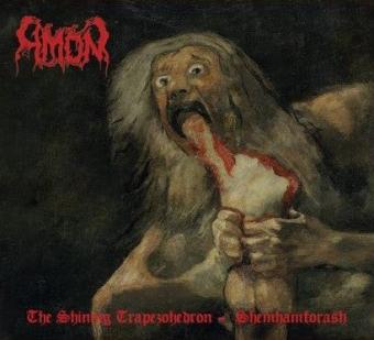 Amon - The Shining Trapezohedron / Shemhamforash - Digipak CD