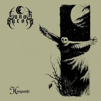 Lunar Aurora - Hoagascht - CD