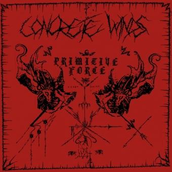 Concrete Winds - Primitive Force - CD