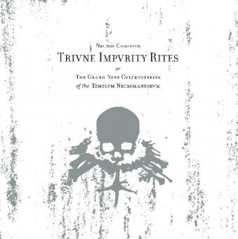 Necros Christos - Triune Impurity Rites - Gatefold DLP