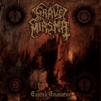 Grave Miasma  - Exalted Emanation - LP