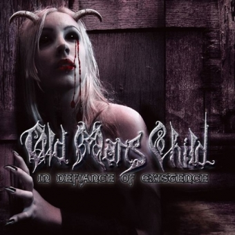 Old Mans Child - In Defiance of Existence - CD