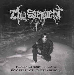 Thy Serpent - Frozen Memory / Into Everlasting Fire - Digipak CD