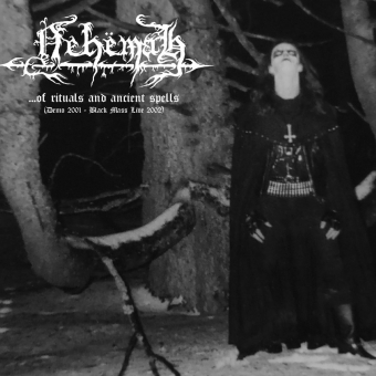 Nehëmah - ...Of Rituals and Ancient Spells - Digipak CD
