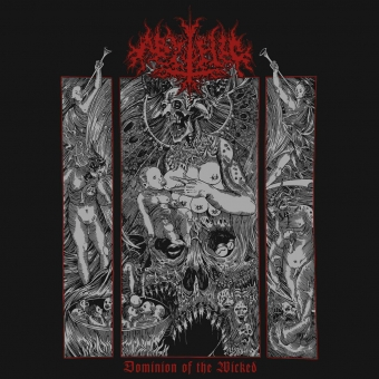 Abythic - Dominion Of The Wicked - CD