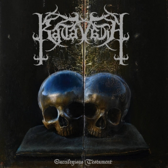 Katavasia - Sacrilegious Testament - CD