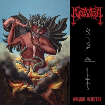 Katavasia - Magnus Venator - CD