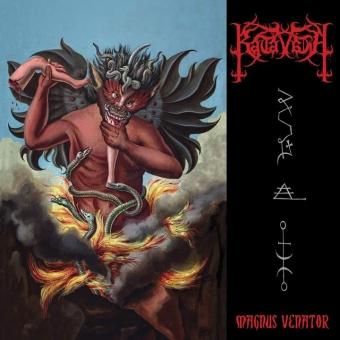 Katavasia - Magnus Venator - Gatefold LP