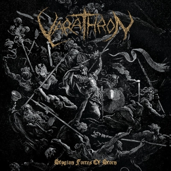 Varathron - Stygian Forces of Scorn - Gatefold DLP