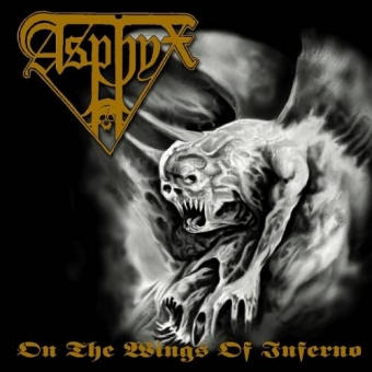 Asphyx - On the wings of inferno - Gatefold LP