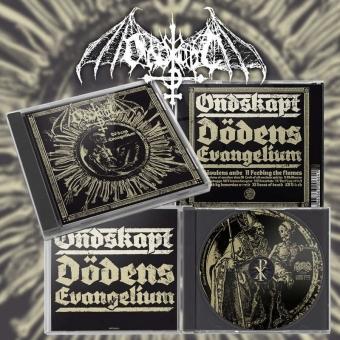 Ondskapt - Dödens Evangelium - CD