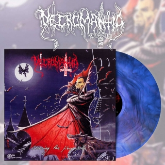 Necromantia - Crossing the Fiery Path - LP