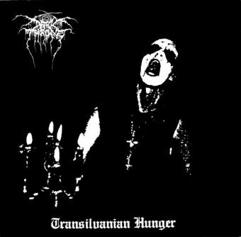 Darkthrone - Transilvanian Hunger - CD