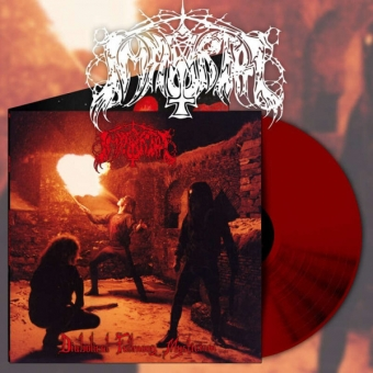 Immortal - Diabolical Fullmoon Mysticism - Gatefold LP