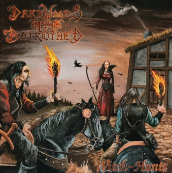 Darkwoods My Betrothed - Witch-Hunts - CD