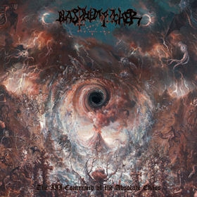 Blasphemophagher - The III Command of the Absolute Chaos - LP