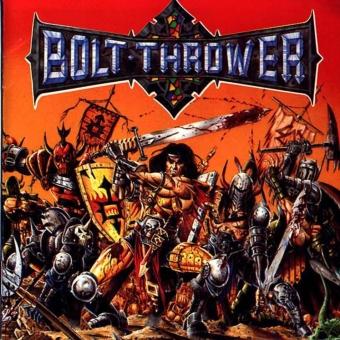 Bolt Thrower - War Master - CD