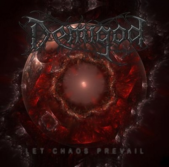 Demigod - Let Chaos Prevail - LP
