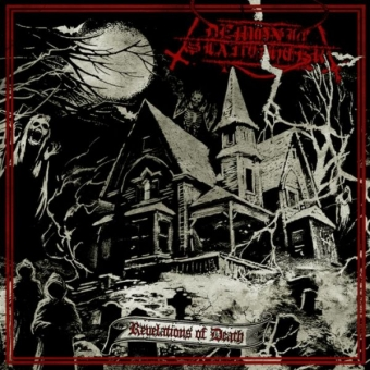 Demonic Slaughter - Revelations of Death - LP