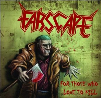 Farscape -For those who love to kill- LP (ltd. to 233!)