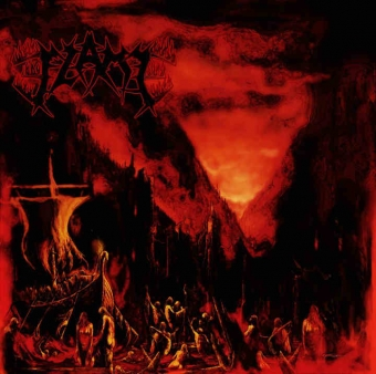 Flame - March Into Firelands - LP